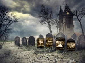 A Book Graveyard