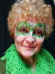 Caitlin Kessner,  face paint artist