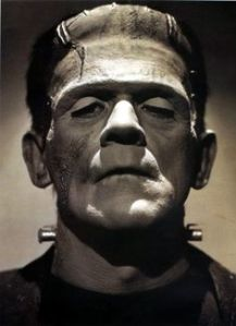 Boris Karloff as Frankenstein's Monster, 1931